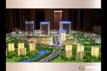翡翠城模型,夏商新境界模型,万科云城模型