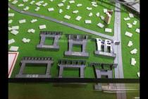 高速公路沙盘,桥梁隧道沙盘模型