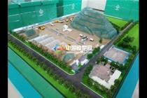 建筑垃圾再利用沙盘模型
