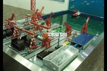 造船厂沙盘模型