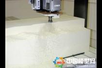 地形沙盘模型使用新技术制作精度与仿真度更高
