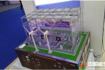 智慧农业大棚模型展示
