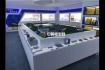 浙江省建材集团基地沙盘模型