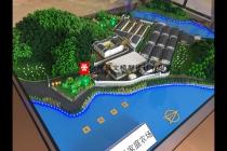 家庭农场沙盘模型农业沙盘模型