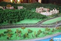 南沙奥园售楼沙盘模型