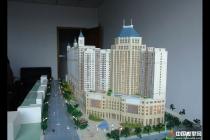 建筑模型色彩的喷涂需要重视三个方面问题