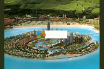 城市规划沙盘模型照片集锦