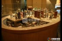 雕塑模型,场景模型,酿酒场景模型