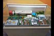 天然气应用场景沙盘模型