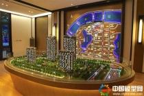 万科金域滨江展示模型