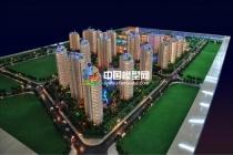 文昌白金海岸建筑模型