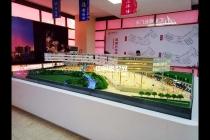汇金商业广场沙盘模型