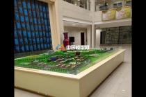 河北中医学院沙盘模型