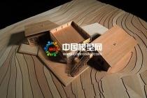 沙盘模型直观服务于建筑设计师分析研讨