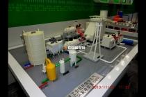 水利水电光伏电站沙盘模型电力模型