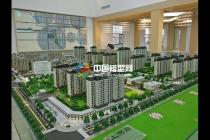 新都会项目建筑模型