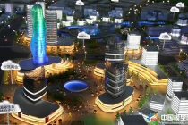 建筑模型灯光设计:如何让沙盘模型更出彩