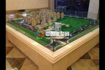 建筑沙盘模型成为重要的销售展具未脱离艺术