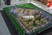 国际商城营销展示沙盘模型