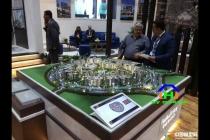 毛里求斯沙盘项目模型