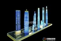 山之田高端商业综合体沙盘模型