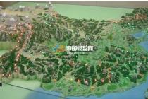 地形沙盘,地震示意图模型,中国地形图