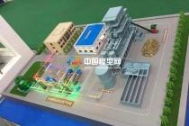 生物质能源多联产沙盘模型