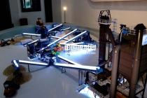 矿山机械模型