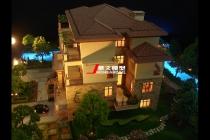 常州别墅模型-景文模型值得信赖-欧式别墅模型