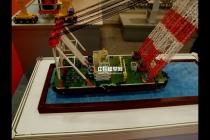 最新石油化工沙盘模型