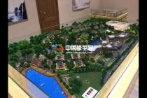 白云美佳别墅建筑模型
