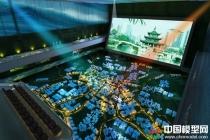城市数字沙盘模型功能与展示内容特色