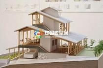 建筑模型有助于设计创作的推敲直观体现设计意图