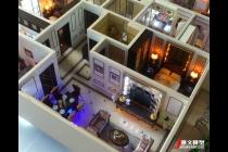 高档户型沙盘模型制作设计与工艺要求