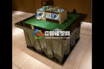 售楼部单体沙盘模型