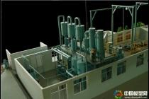秸秆生物发电沙盘模型集锦