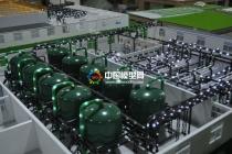 工业水处理沙盘模型