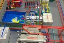机械工业沙盘模型不止于展示还助力产品设计