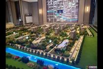 邓州建业城建筑沙盘模型