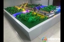 浦云路大桥沙盘模型