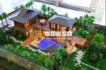 别墅模型怎样做才能即精致又美观