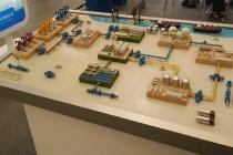 工业沙盘属性及特质,类别广主要以展示为主
