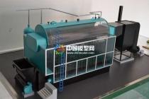 燃煤锅炉模型