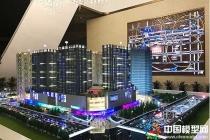 郑州阳光城檀悦售楼展示沙盘模型