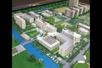 上海医疗器械高等专科学校沙盘模型