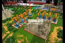 工业机械沙盘模型相比较建筑模型范围更广