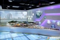 西乡规划展览馆沙盘模型