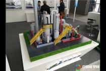 华诺环保工业污水处理沙盘模型