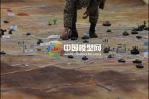 沙盘模型鼻祖之军队军事作战沙盘模型还原