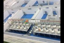 水产品深加工生产线沙盘模型